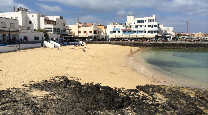 Weekend in Corralejo